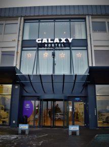 Galaxy Pod Hostel Reykjavik