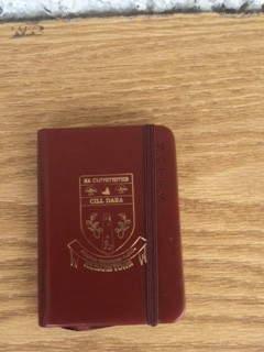 Club Note book (red)