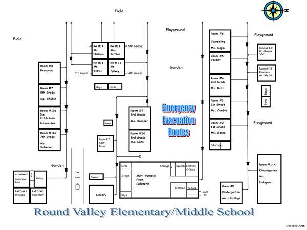 Round Valley Elementary/Middle School / Emergency