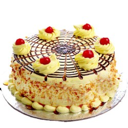 Butterscotch Cake Delivery Rourkela