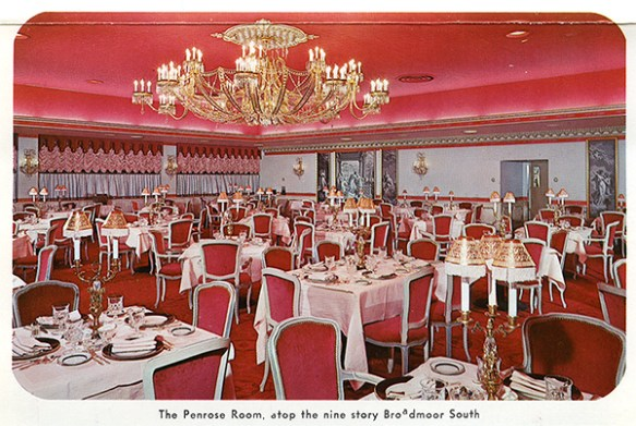 The Broadmoor Hotel S Restaurants Colorado Springs
