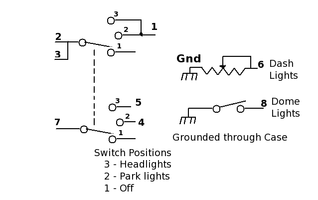 hot rod headlight wiring diagram simple am receiver circuit figuring out the switch route 66 high