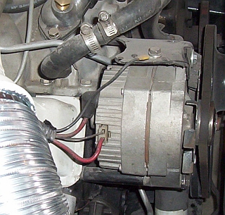 Ac Delco 4 Wire Alternator Wiring Diagram All About The 3 Wire Alternator Route 66 Hot Rod High