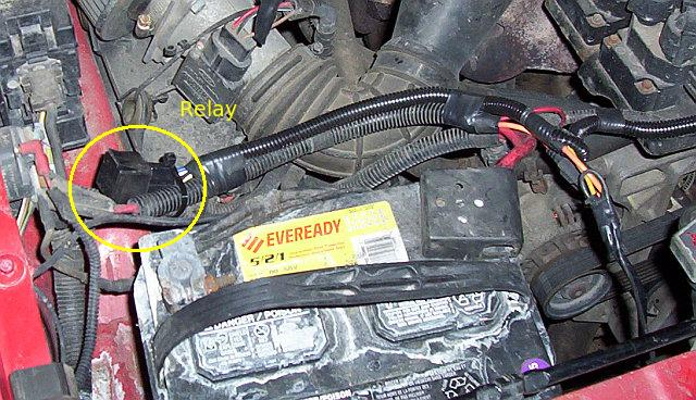 Fan Clutch Wiring Diagram Further Car Radiator Electric Fan Wiring