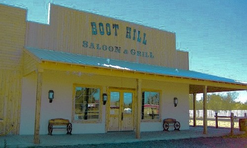 Boot Hill restaurant will be auctioned next month