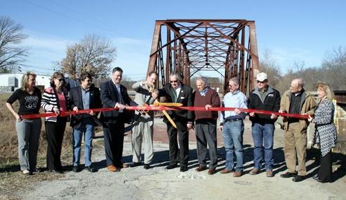 Rock Creek Bridge reopens to traffic