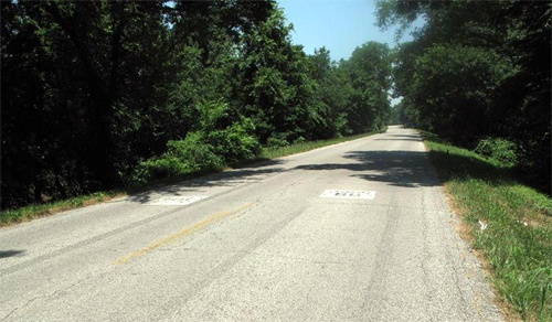 Part of old Route 66 in Kansas nominated to National Register