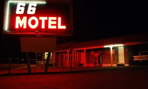 66 Motel in Flagstaff converted into affordable rental housing