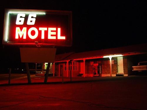 66 Motel, Flagstaff, AZ