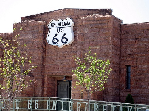 Route 66 advocate named to Oklahoma Historians Hall of Fame