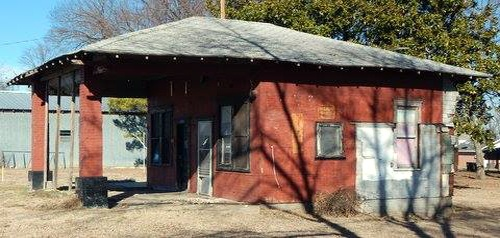 Foyil gas station added to National Register of Historic Places