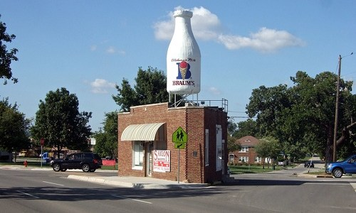Milk Bottle Building soon will have new tenant