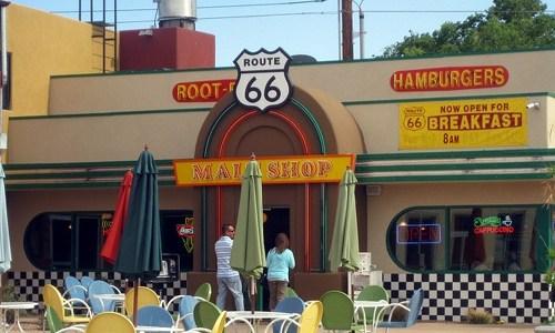 Route 66 Malt Shop soon will close