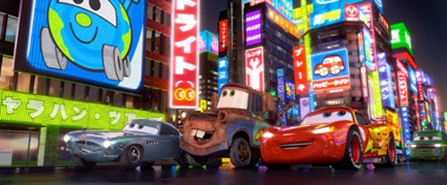 """""""Cars 3"""" appears to be slated for 2018 release"""