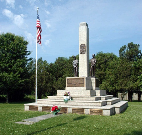Mother Jones Monument restored