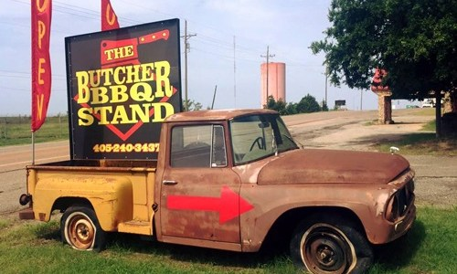 Barbecue stand opens at Pioneer Camp site in Wellston