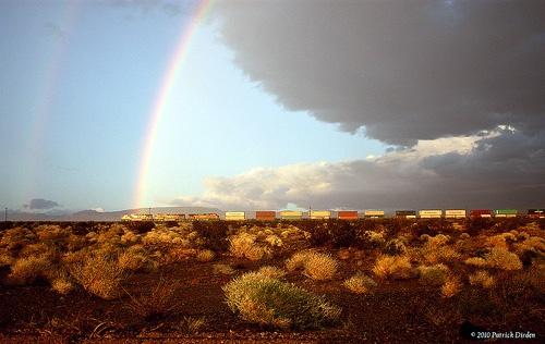 Mojave Desert, Route 66