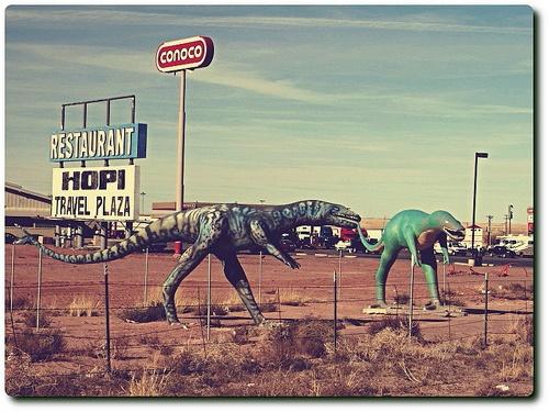 Hopi Travel Plaza, Holbrook