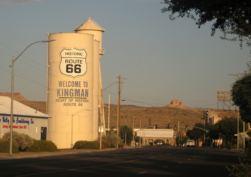 Kingman may launch a Route 66 festival in October