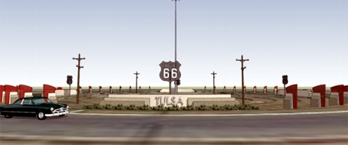 Tulsa seeks Route 66 art projects