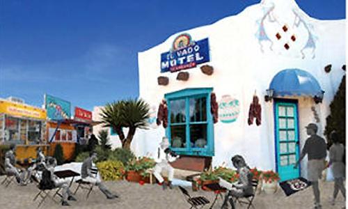 El Vado Motel's lobby soon will open as beer taproom