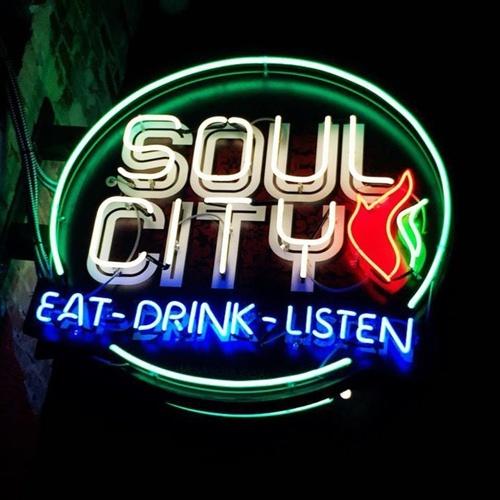 Soul City neon, Tulsa