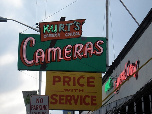 Kurt's Camera Corral in Albuquerque going out of business