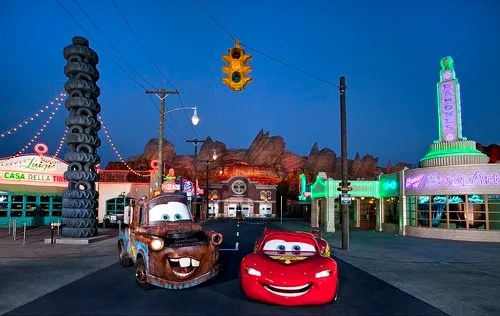 Decade-old Cars film still draws tourists to Route 66