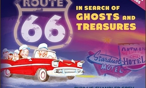 """Route 66: In Search of Ghosts and Treasures"" contains major revisions, additions"