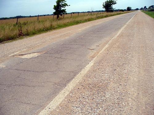 County seeks grant for Sidewalk Highway