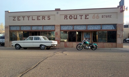 Zettlers Route 66 store in Ash Fork put up for sale