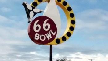 66 Bowl sign