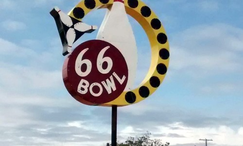 66 Bowl sign being resurrected in Chandler