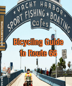 "Book review: ""Bicycling Guide to Route 66"""