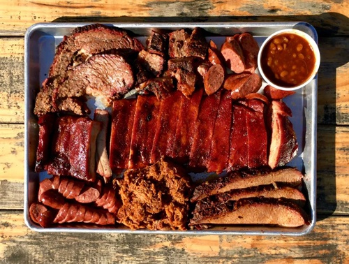 A closer look at Butcher BBQ Stand