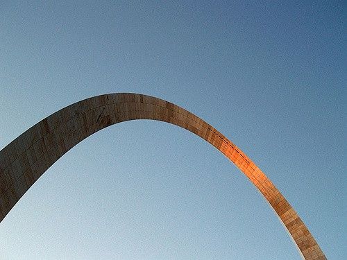 Your vote may help the Gateway Arch