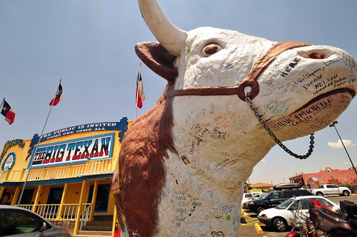 Big Texan Steak Ranch, Amarillo