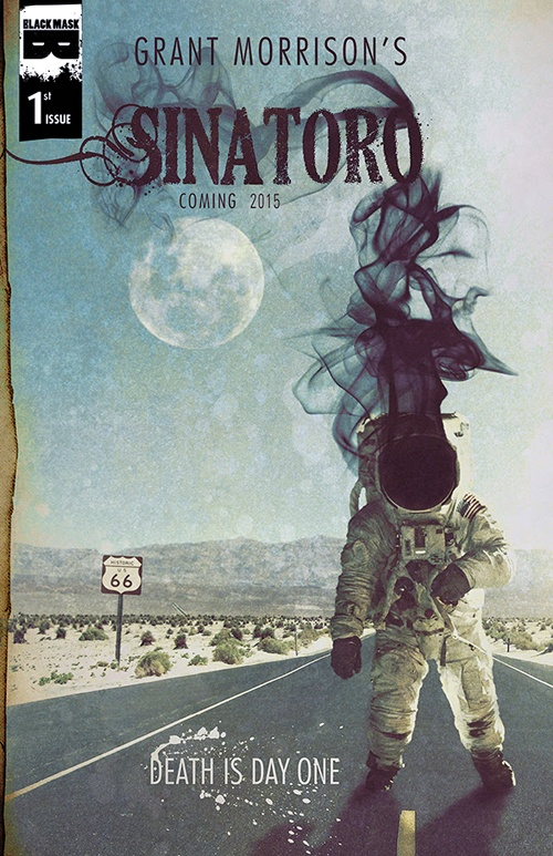 "Upcoming ""Sinatoro"" comic will become a television series"