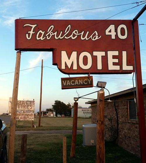 Fabulous 40 Motel in Adrian reopens