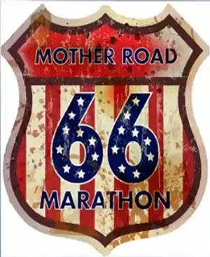 Hundreds participate in Mother Road Marathon