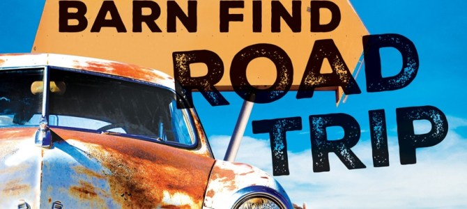 "Book review: ""Route 66 Barn Find Road Trip"""