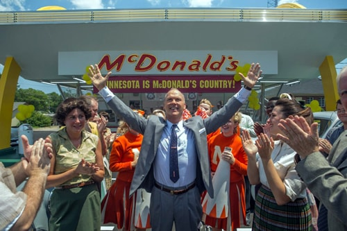 'The Founder' movie tells story about the rise of McDonald's