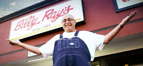 Founder of Billy Ray's Catfish & BBQ restaurant dies