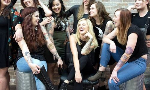 TLC airing reality show about tattoo parlor in Springfield, Missouri