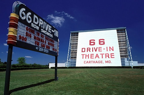 66 Drive-In, Carthage, Mo.