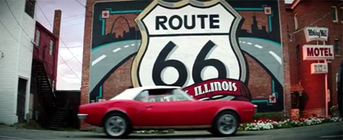 "Illinois touts Route 66 to young people in new ""Up for Amazing"" campaign"