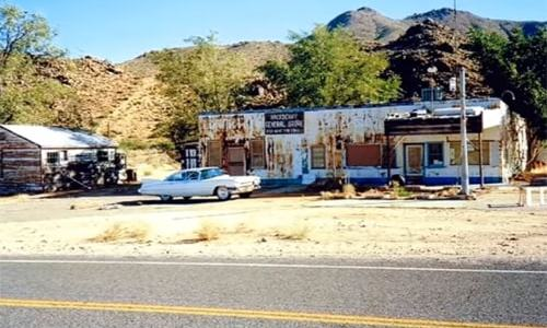 More 1990s videos from a Route 66 journey in 1959 Cadillac
