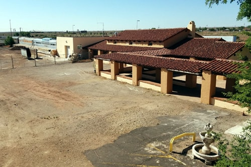 La Posada to begin restoration of east grounds, depot next month