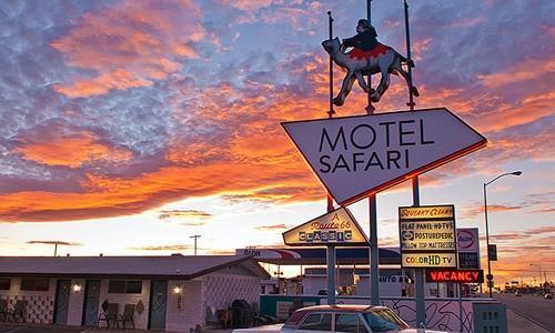 New owner takes over Motel Safari in Tucumcari
