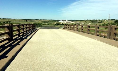 Restoration of Front Street Bridge in Galena completed